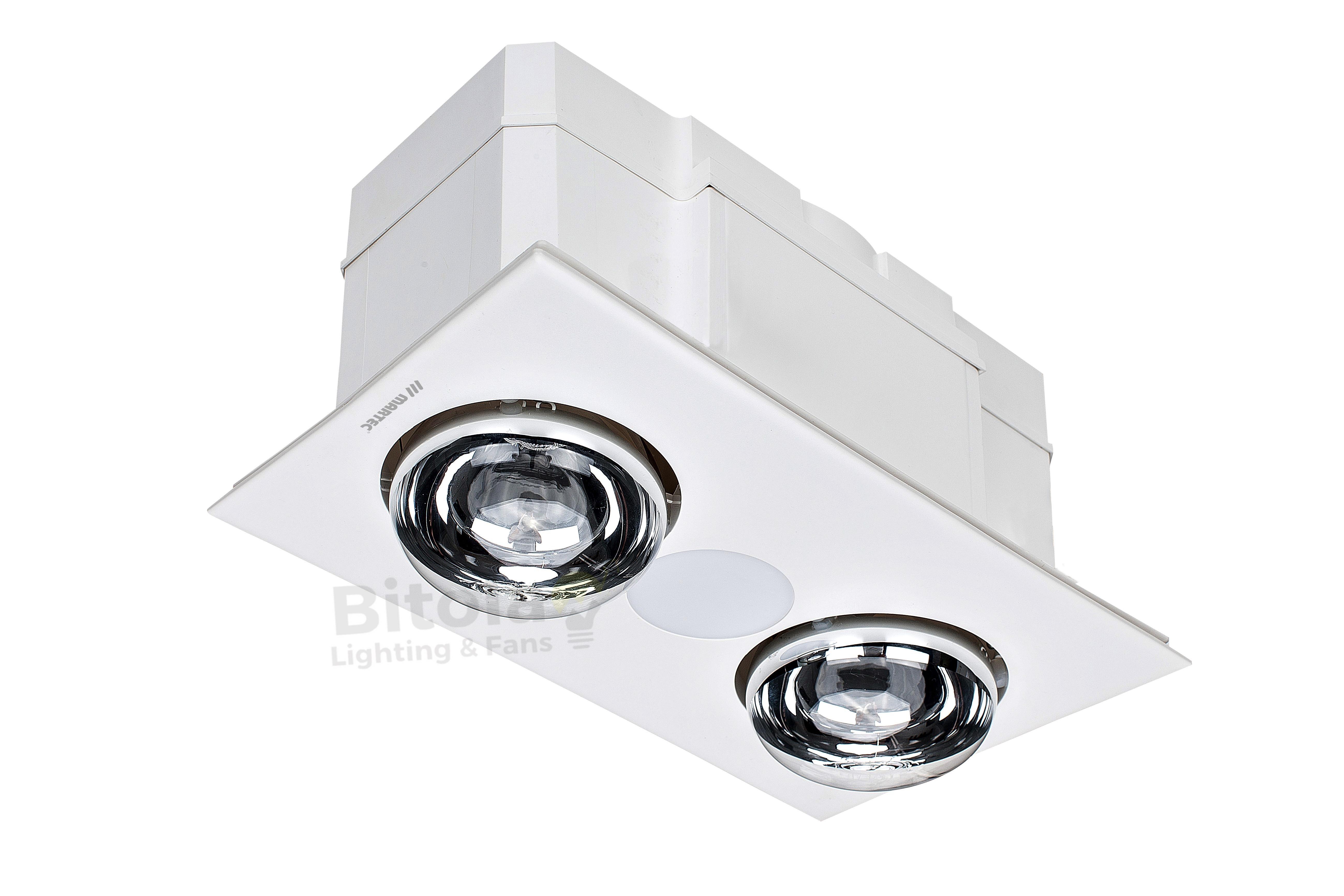 3 In 1 Heater Lights Bathroom Home Designs Inspiration