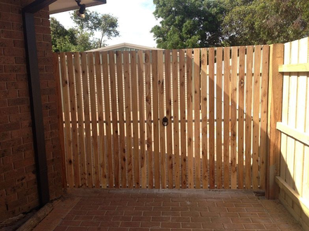 Home - Nailed it fencing Picket Fences, Paling and Merbau Fencing